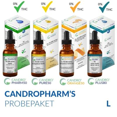 Canddropharm Probepaket Light