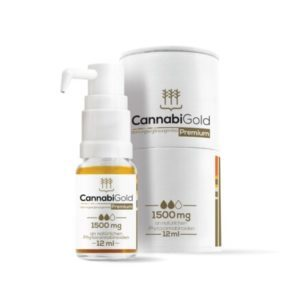 Cannabigold Premium 1500mg